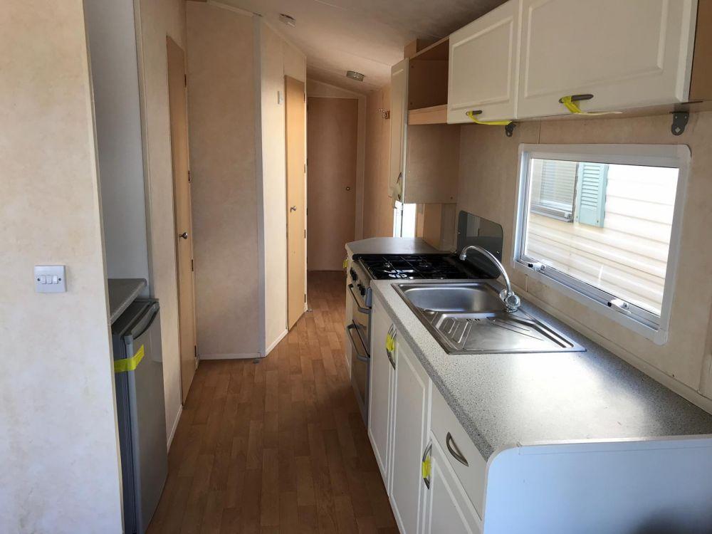 BK - 2008 BK Calypso 35ft x 10ft - 3 Bedroom