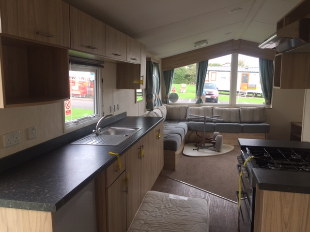 Willerby - 2014 Willerby Salsa Eco 37ft x 12ft - 3 Bedrom