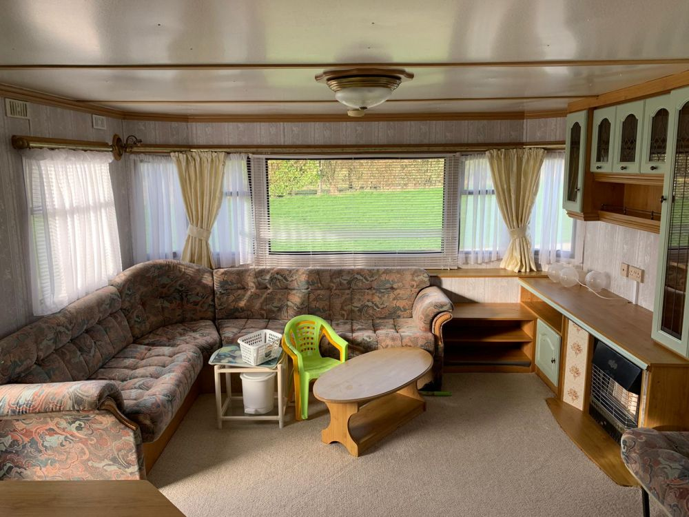 Willerby - 1993 Willerby Leven 35ft x 12ft - 3 Bedroom