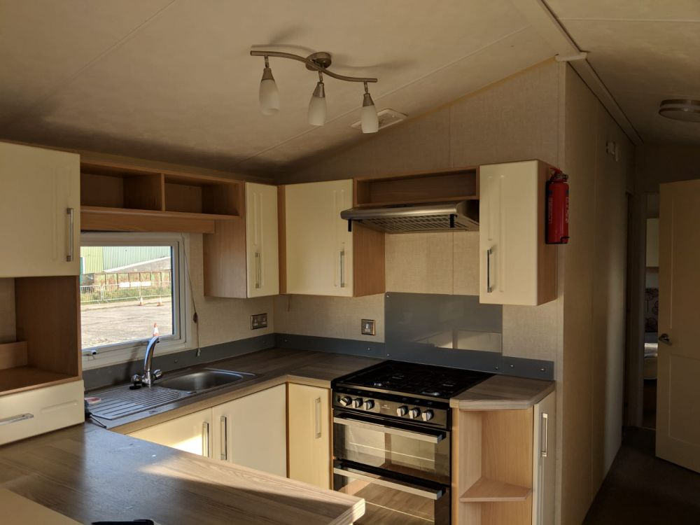 Willerby - 2013 Willerby Sierra 35ft x 12ft - 2 Bedroom